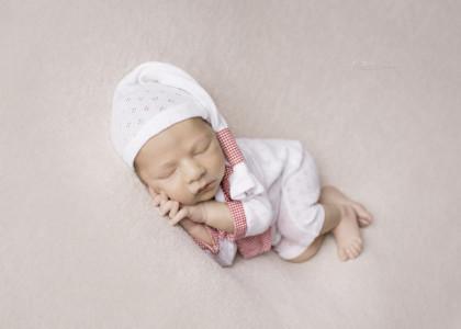 Franek - sesja noworodkowa